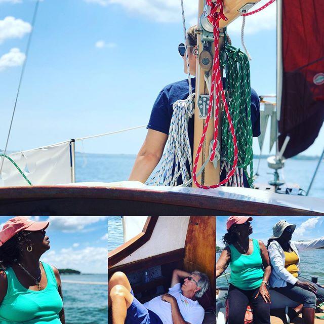 #womensempowerment #sailing #veterans #s