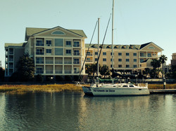 marriott and boats