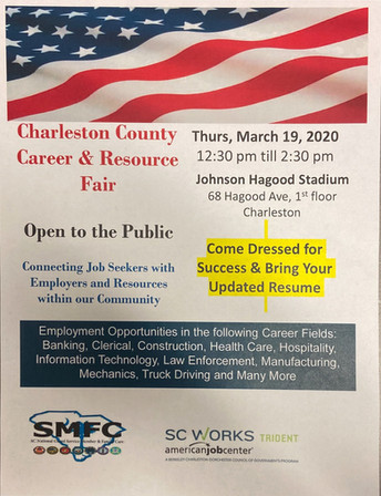 Charleston County Career and Resource Fa