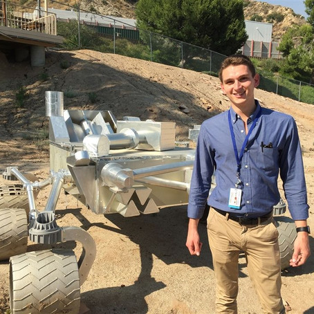 Benjamin Donitz '14: NASA Engineer and Proud Milken Alumnus