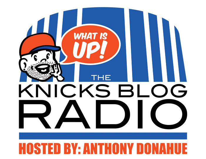 THE KNICKS BLOG RADIO