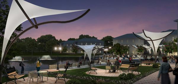 UCF Academic Village Concept
