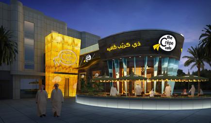 Crepe Cafe - Saudi Arabia