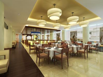 OIA Hyatt Sushi Restaurant