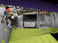Boeing 767 Auxiliary Power Unit