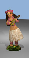 Betty the Hula Girl