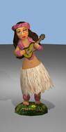 Betty the Hula Girl