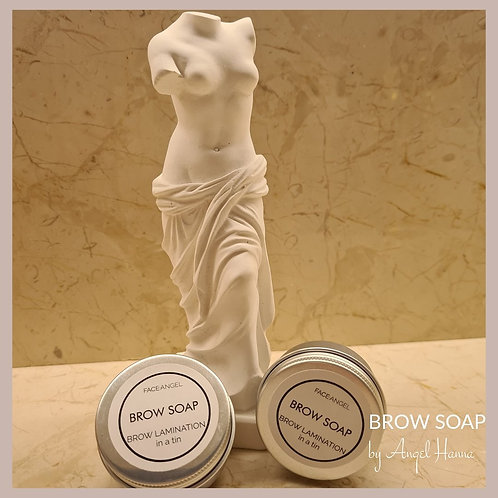 BROW SOAP - Brow Lamination in a Tin