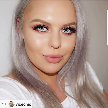 Lashes for ViceChic