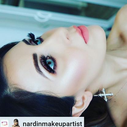 Lashes Nadine Makeup Arist