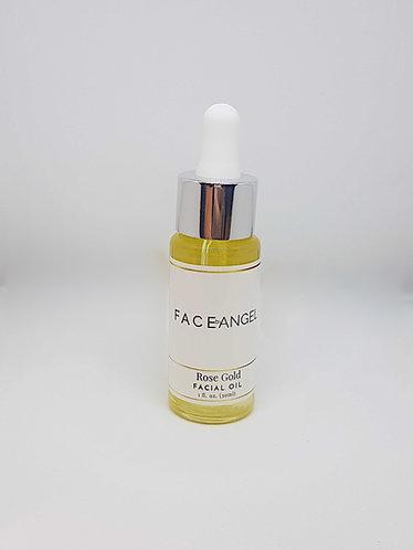 Rose Gold Facial Oil with HEMP
