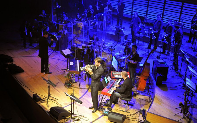 ...had some great concerts with the Christoph Walter Orchestra