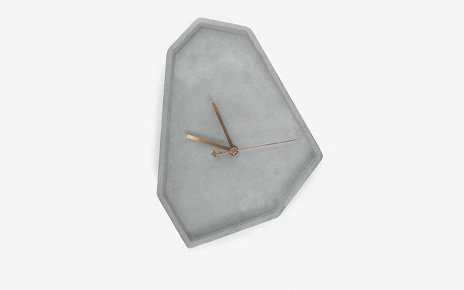 שעון בטון מדגם דאלי