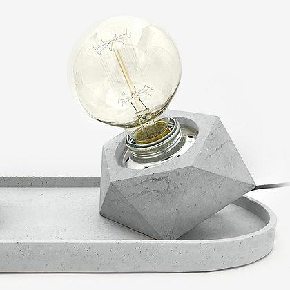מנורת בטון אופיר