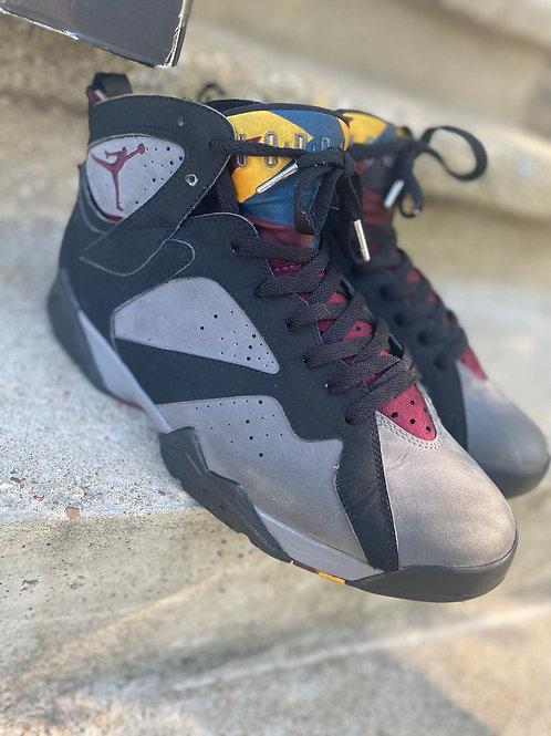 "Air Jordan 7 Retro ""Bordo"""