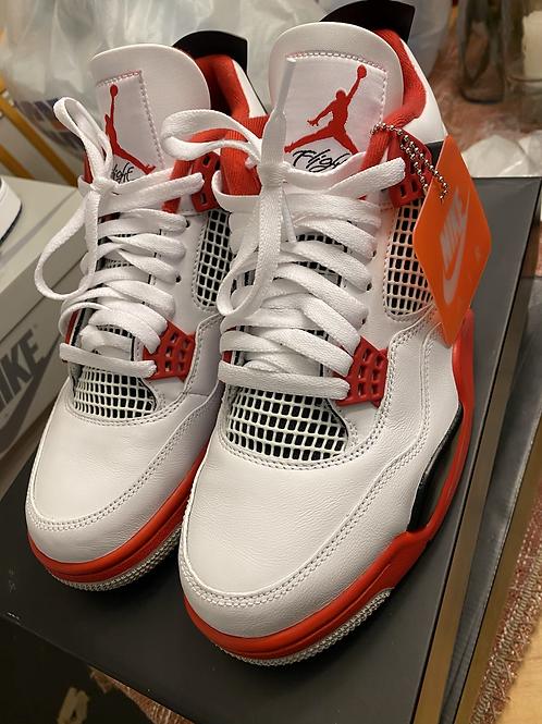 "Air Jordan 4 Retro "" Fire Red"""