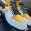 "Thumbnail: Air Jordan 1 Mid "" University Gold"""