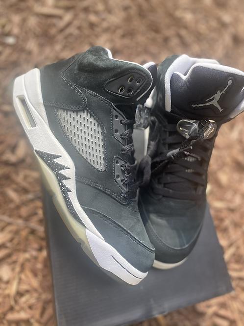 """Air Jordan 5 retro """" Oreo"""""""