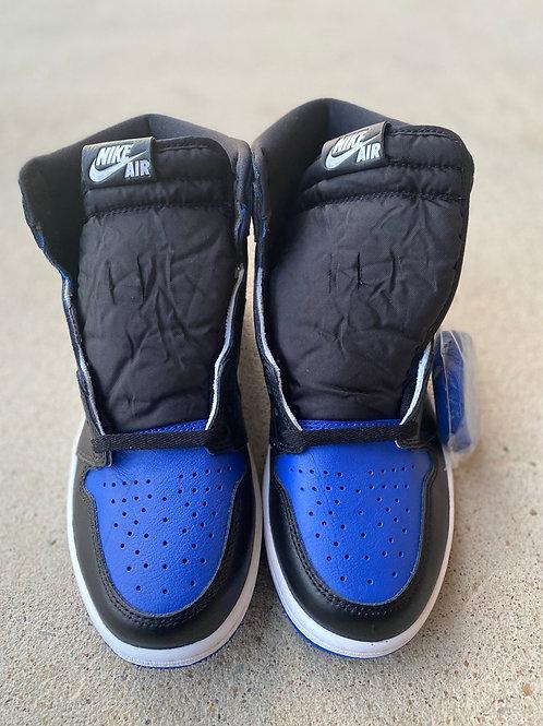 """Air Jordan Retro 1 """"Royal Toe"""""""