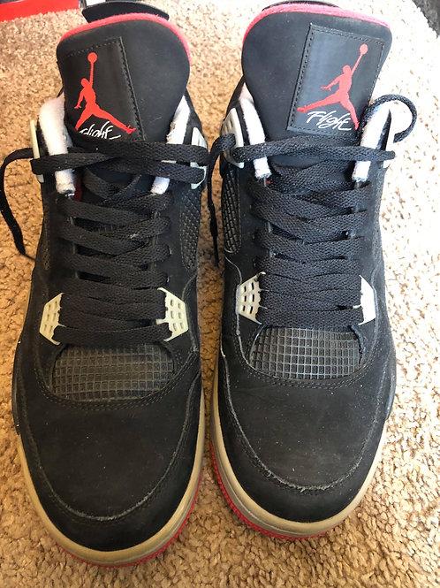 "Air Jordan 4 Retro ""Bred"""