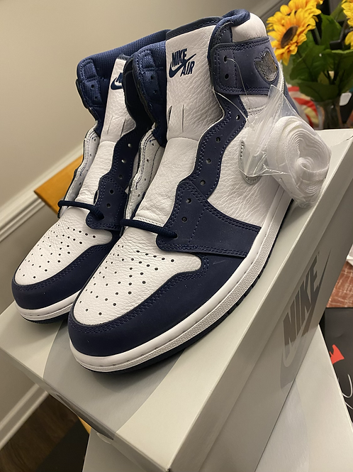 "Air Jordan 1 retro "" Midnight Navy"""