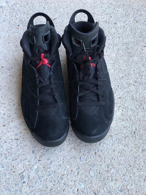 "Air Jordan Retro 6 ""Varsity Red"""