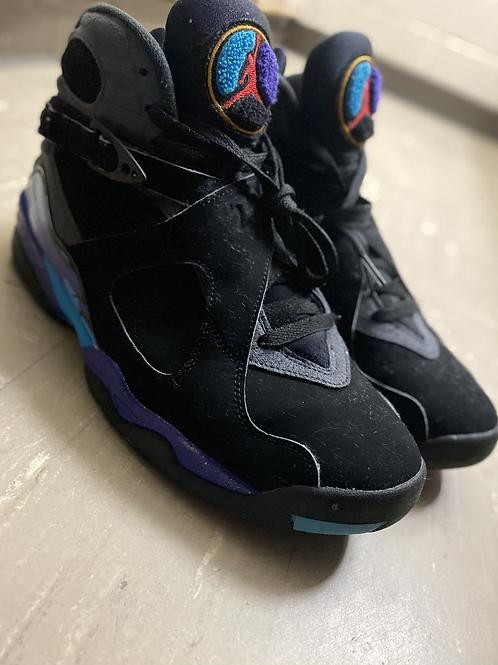"Air Jordan 8 Retro ""Aqua"""