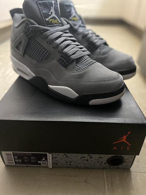 "Air Jordan 4 Retro "" Cool grey"""