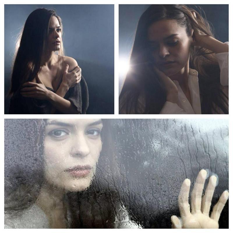 Megan Poppy trio dramatic