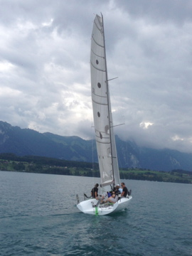 LEVEL 8.5, Canting Keel Yacht