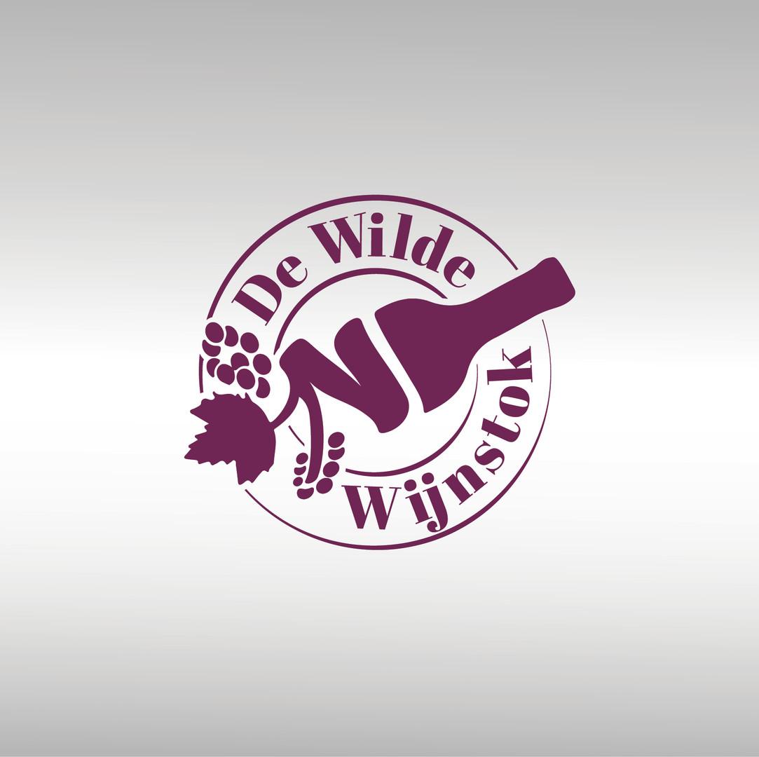 Logo Design - De Wilde Wijnstok
