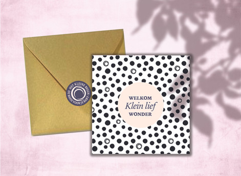 Cadeau kaart - Het Kleine Begin