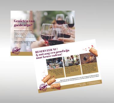Flyer - De Wilde Wijnstok