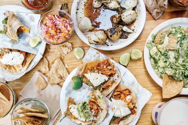 10 Things You Have to Eat and Drink in Mexico City