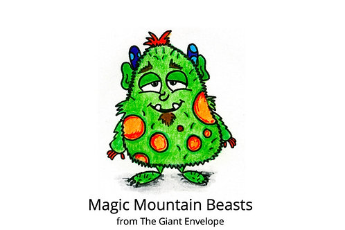 Magic Mountain Beasts - Deluxe Story