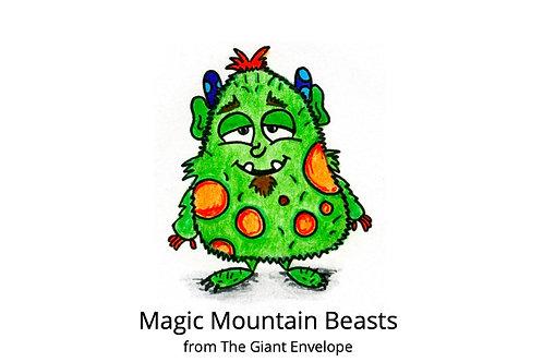 Magic Mountain Beasts - Storywhizz