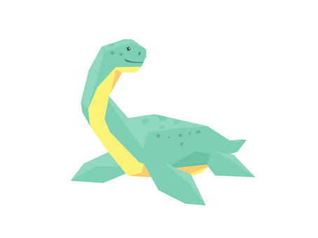 Dinosaurs - Elasmosaurus