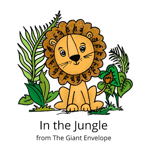 In the Jungle - Storywhizz