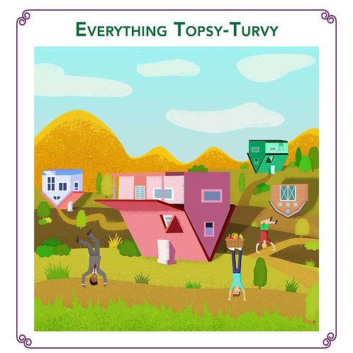 Everything Topsy-Turvy - Storywhizz