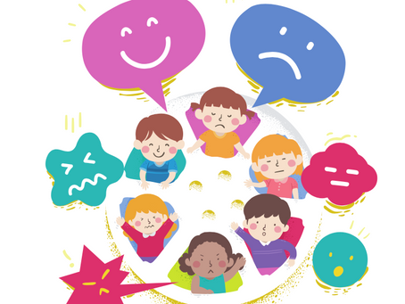 Free Weekly Activity Sheets - Emotions & Feelings