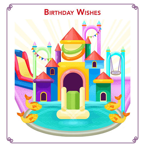 Birthday Wishes - Deluxe Story