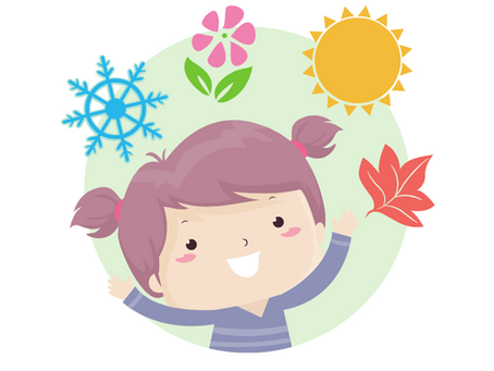 Free Weekly Activities - SEASONS