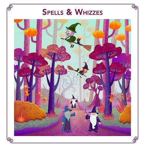 Spells & Whizzes - Storywhizz