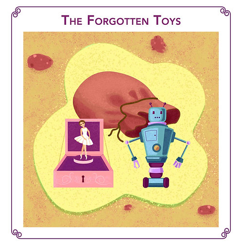 The Forgotten Toys - Deluxe Story