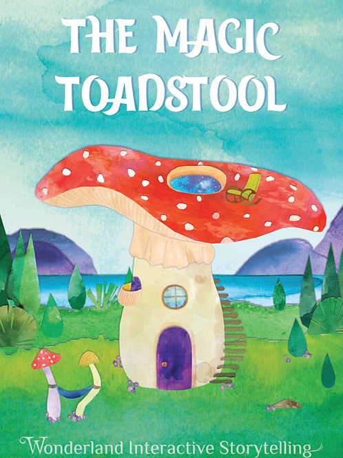 The Magic Toadstool WhizzBook