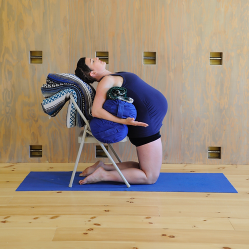 Iyengar Yoga for Pregnancy
