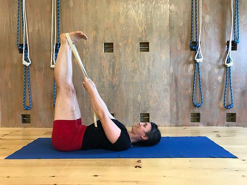 Postpartum and Pelvic Floor Yoga: March 25 - May 13