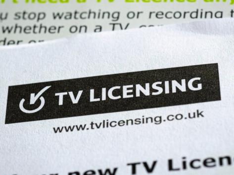 TV License Scandal...