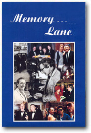 Memory Lane - Tony Lane