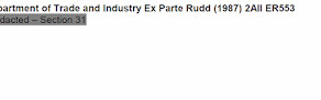 TV Licence Evason: The Rudd Defence